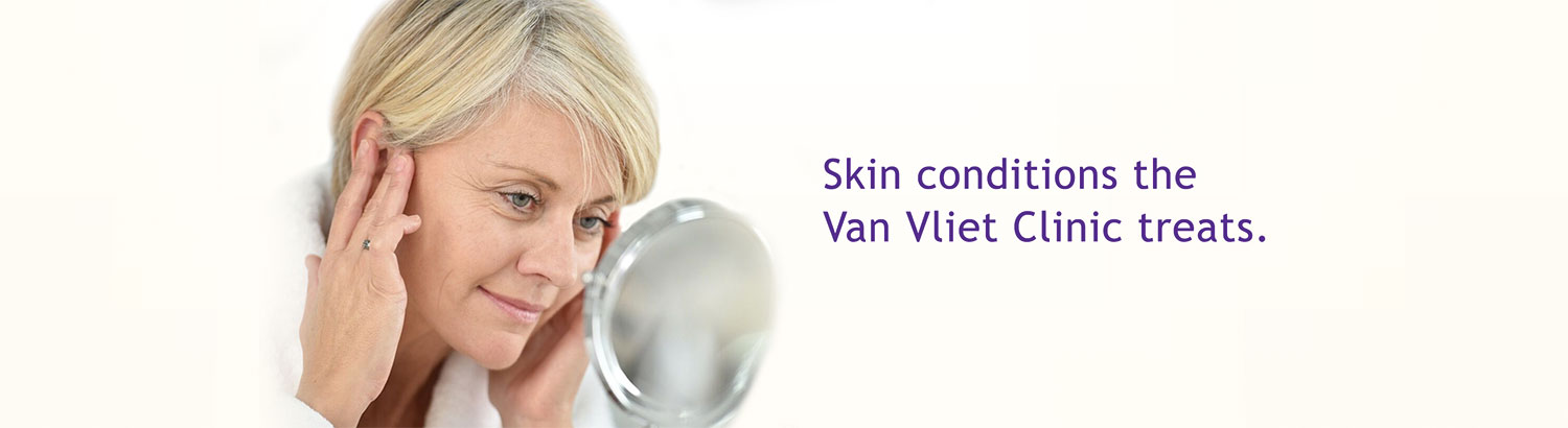 Skin Conditions We Treat